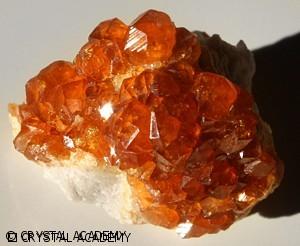 granato arancione